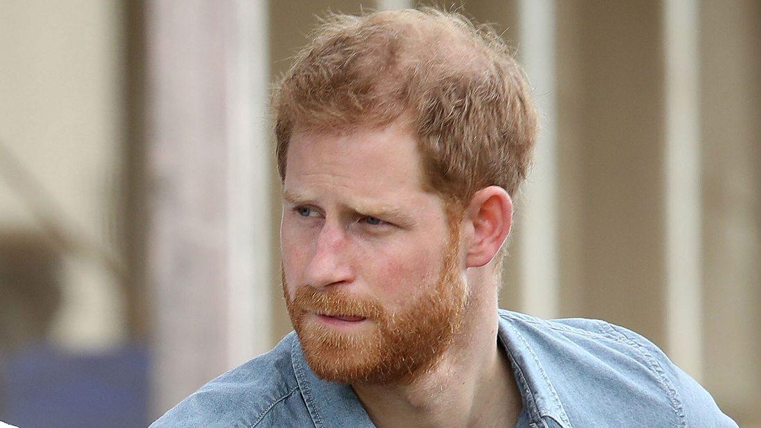 Prinz Harry: Psyche-Probleme seit der Baby-News! So geht es ihm wirklich