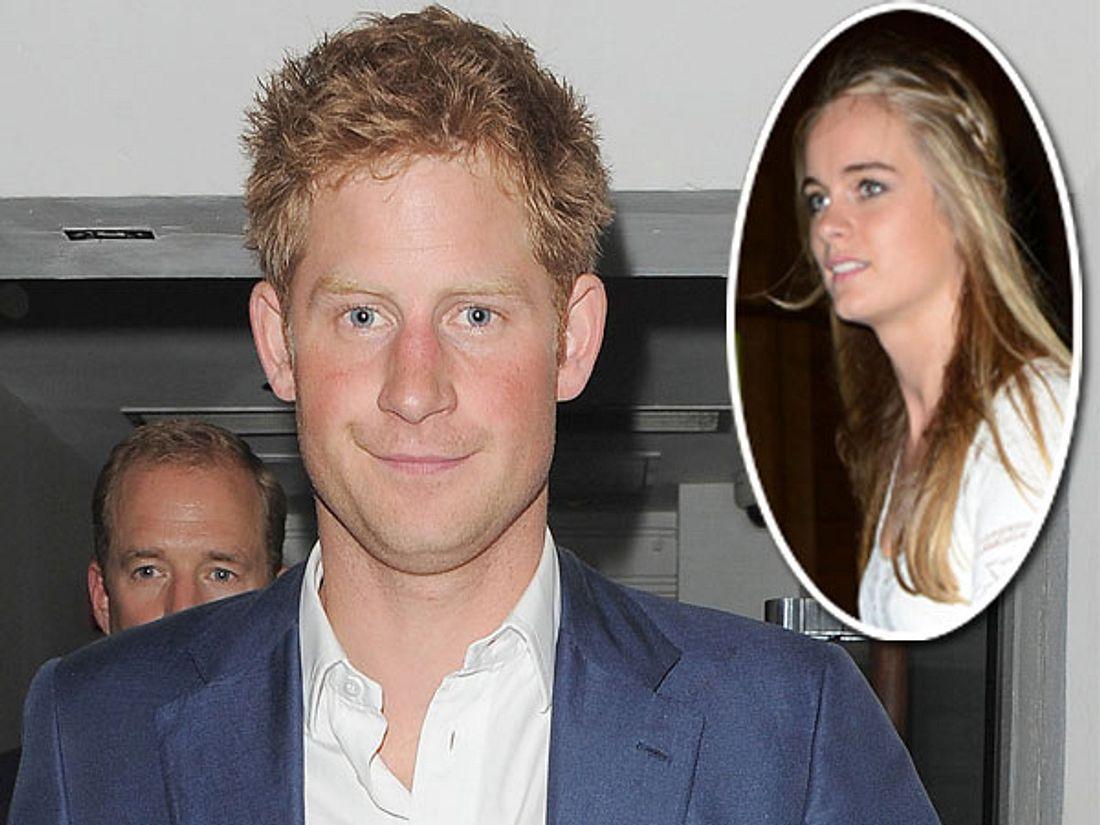 Prinz Harry und Cressida Bonas sollen sich näher gekommen sein
