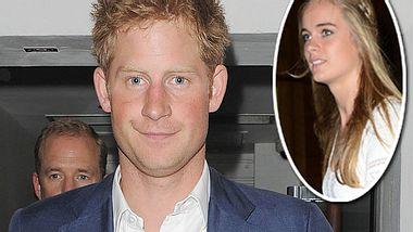 Prinz Harry und Cressida Bonas sollen sich näher gekommen sein - Foto: Wenn