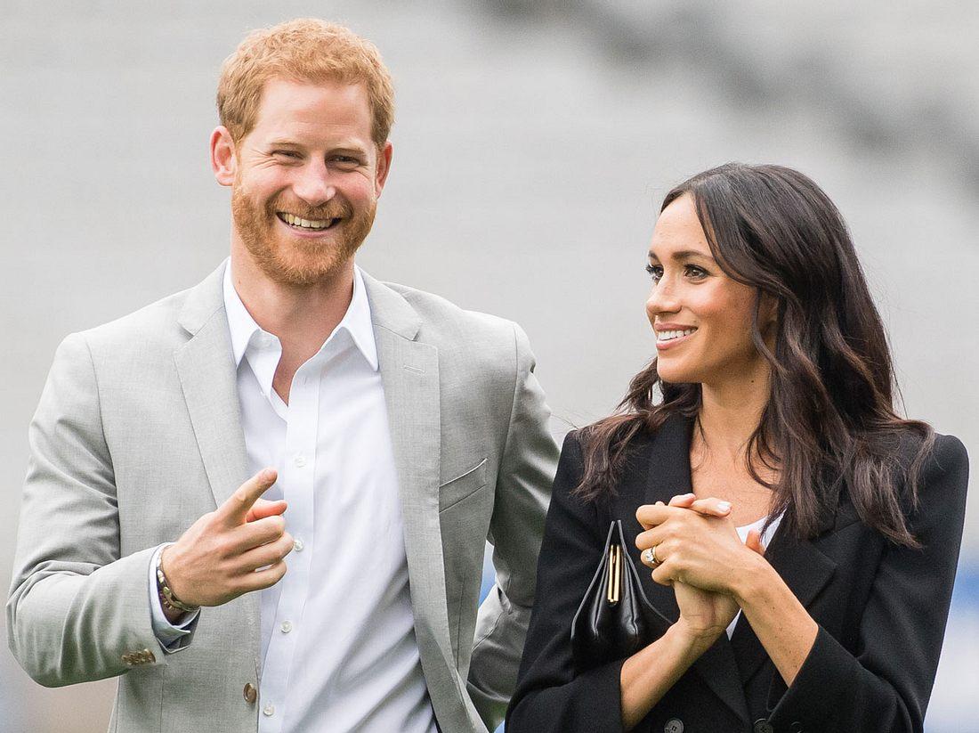 Prinz Harry: Endlich ein Baby-Statement
