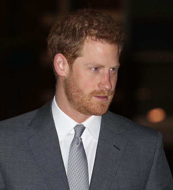 Prinz Harry: Treffen mit der Ex!