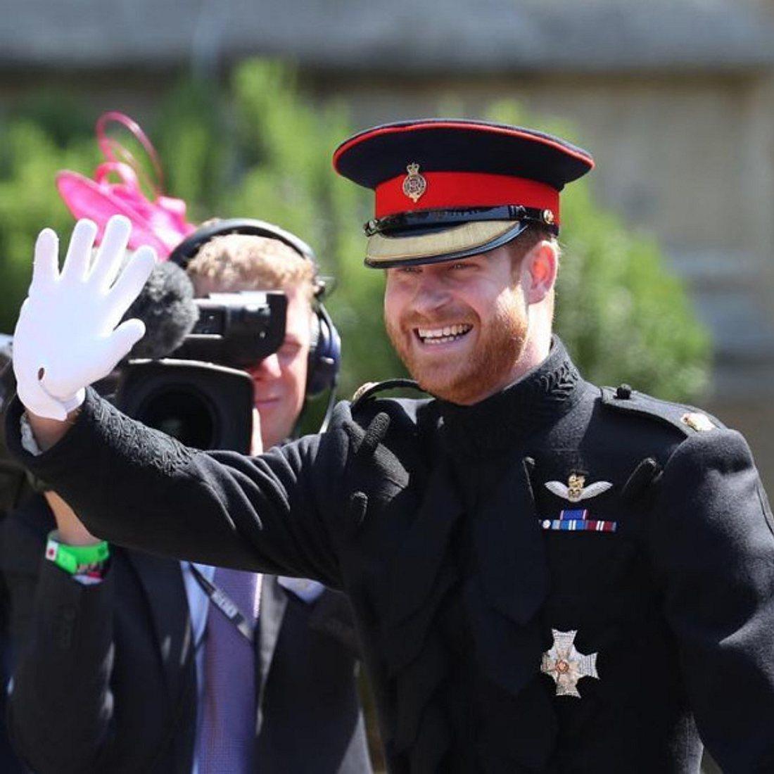 Auch Prinz Harrys Ex-Freundinnen waren zur Hochzeit eingeladen