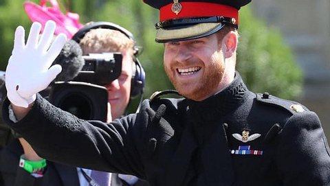 Auch Prinz Harrys Ex-Freundinnen waren zur Hochzeit eingeladen - Foto: Instagram/@kensingtonroyal