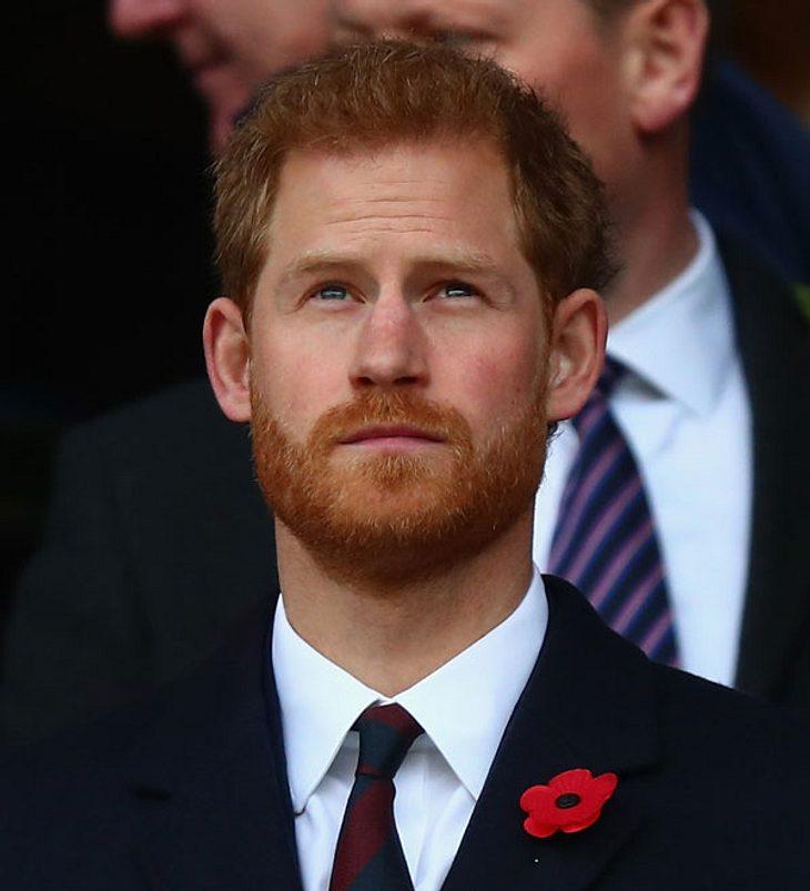 Prinz Harry: Großer Ärger um den Prinzen