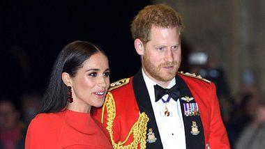 Prinz Harry und Herzogin Meghan - Foto: Getty Images
