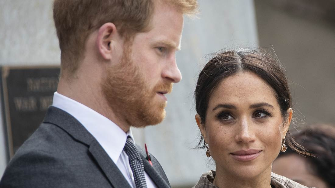 Prinz Harry & Herzogin Meghan