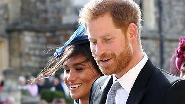 Herzogin Meghan: Süßes Liebes-Geste von Harry an Eugenies Hochzeit! - Foto: Getty Images