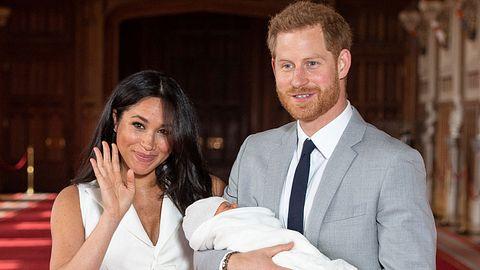 Herzogin Meghan: Erste Worte zu ihrem Baby nach der Geburt!  - Foto: Getty Images