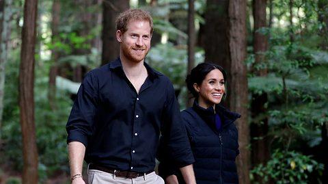 Prinz Harry und Herzogin Meghan - Foto: GettyImages