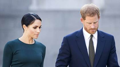 Herzogin Meghan und Prinz Harry - Foto: IMAGO / PPE