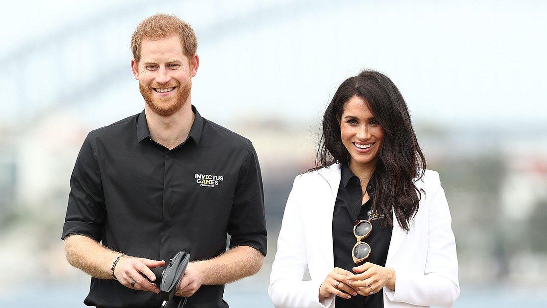 Das weiß man schon über das Baby von Prinz Harry und Herzogin Meghan