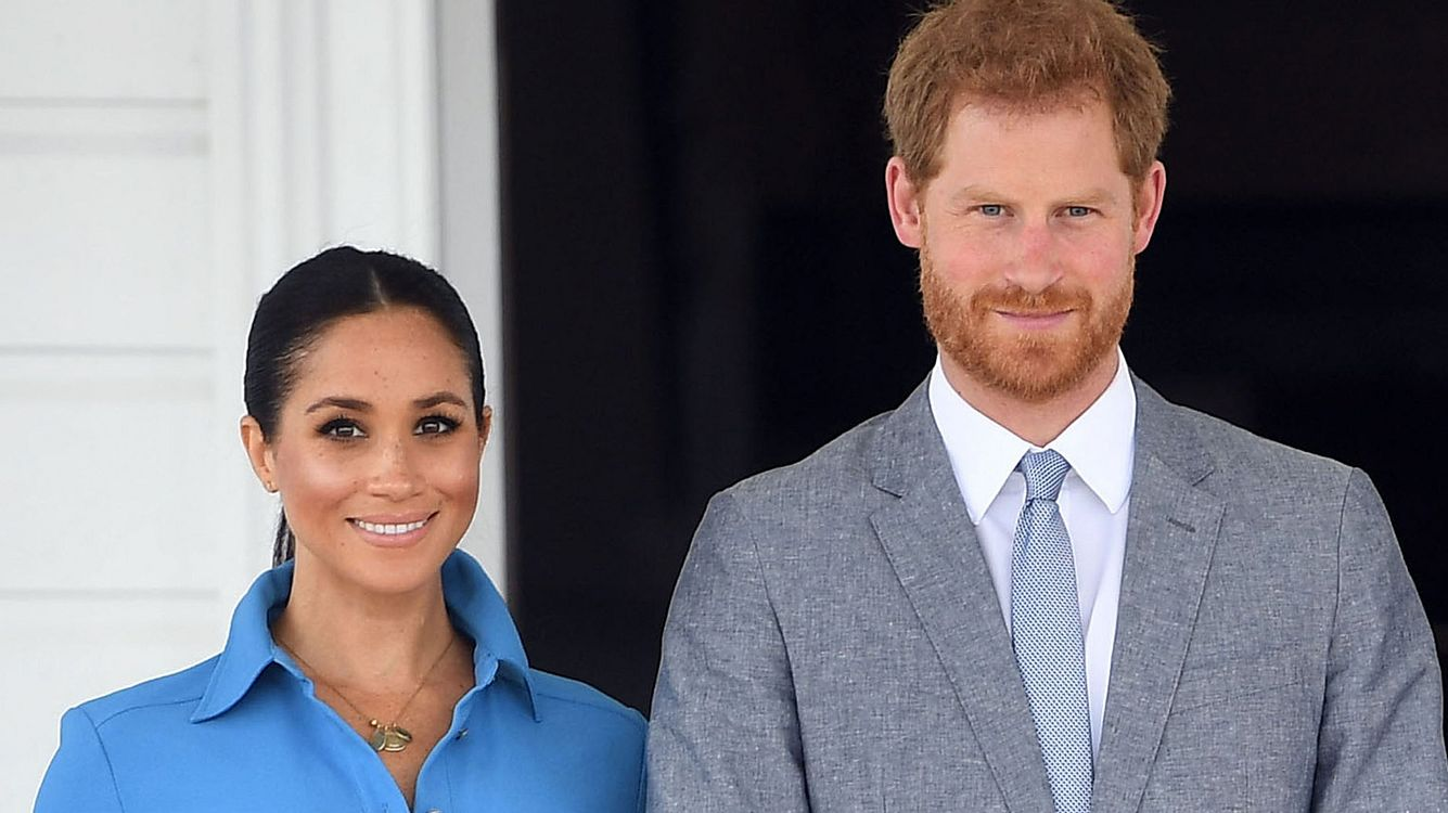 Prinz Harry und Herzogin