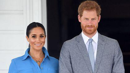 Prinz Harry und Herzogin  - Foto: Getty Images