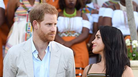 Prinz Harry und Herzogin Meghan - Foto: Imago Images