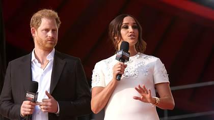 Herzogin Meghan und Prinz Harry - Foto: IMAGO / ZUMA Wire / Sonia Moskowitz Gordon