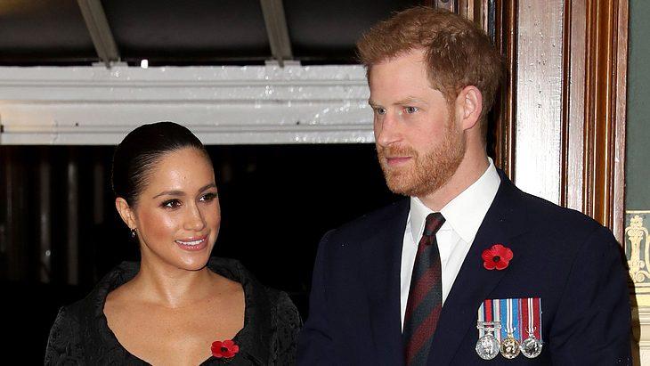 Herzogin Meghan & Prinz Harry: Unerwartete Wende! Jetzt ist alles anders!