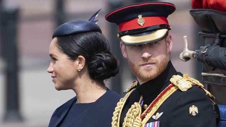 Prinz Harry: Enthüllt! Er verschwand für 48 Stunden spurlos aus dem Palast!