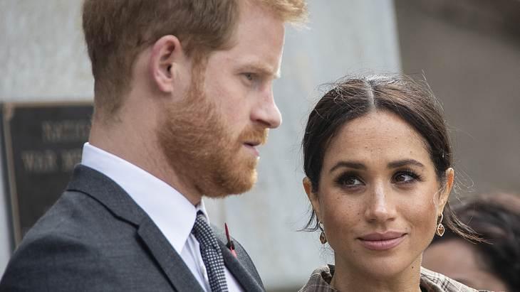 Herzogin Meghan & Prinz Harry: Die Trennung ist offiziell! | InTouch