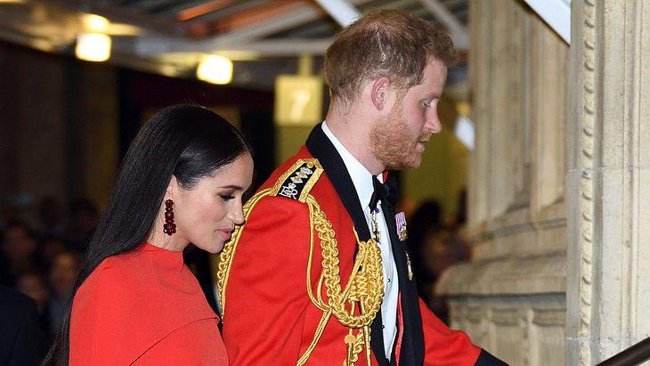 Prinz Harry & Herzogin Meghan: Aus und vorbei! Jetzt sollen es alle wissen!   InTouch