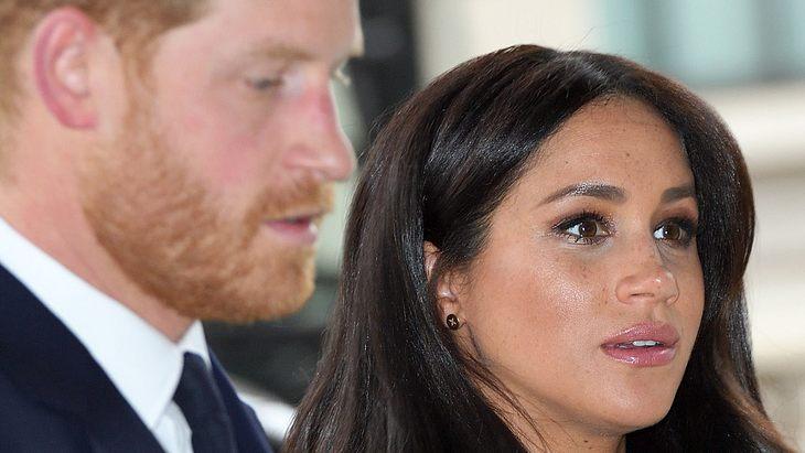 Prinz Harry und Herzogin Meghan: Dramatische Wende! Ehe vor dem Aus | InTouch