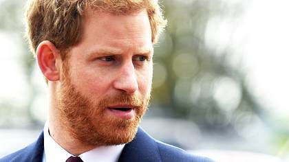 Prinz Harry - Foto: imago/PA Images