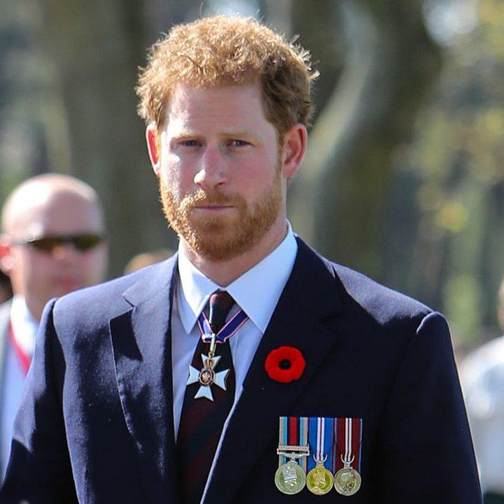 Prinz Harry litt unter dem Tod seiner Mutter Diana