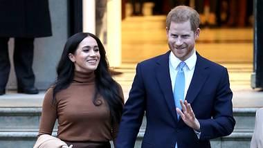 Herzogin Meghan und Prinz Harry - Foto: Getty Images