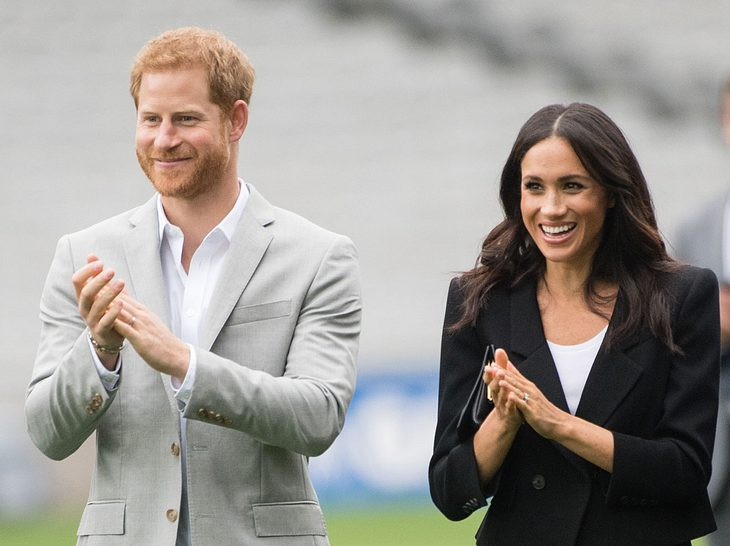 Herzogin Meghan Prinz Harry