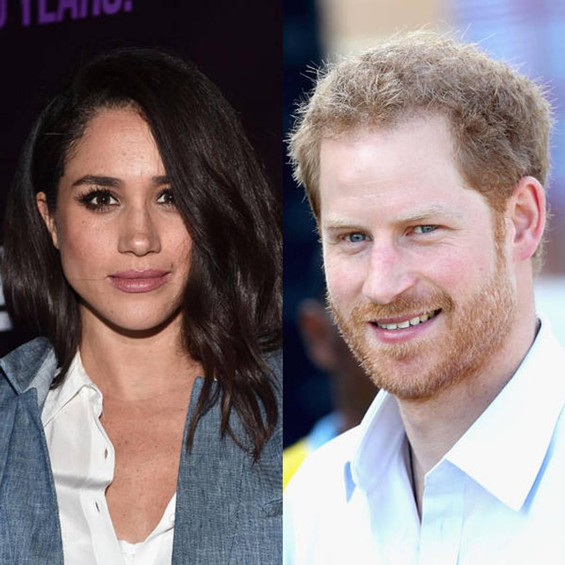 Prinz Harry möchte Meghan den perfekten Verlobungsring an den Finger stecken
