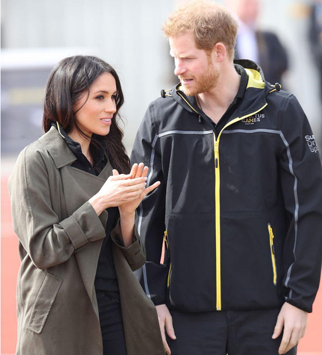 Prinz Harry & Meghan Markle: Privates Detail vor der Hochzeit enthüllt!