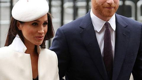 Meghan Markle und Prinz Harry werden bedroht - Foto: Getty Images