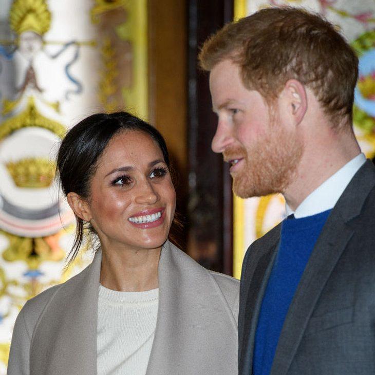 Der Dresscode für die Hochzeit von Prinz Harry und Meghan Markle steht fest