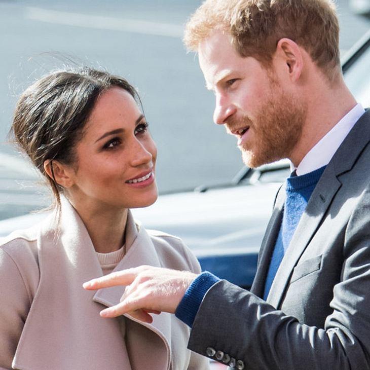 Wird Prinz Harry einen Ehering tragen?