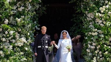 Das passiert mit Brautstrauß und Blumendeko