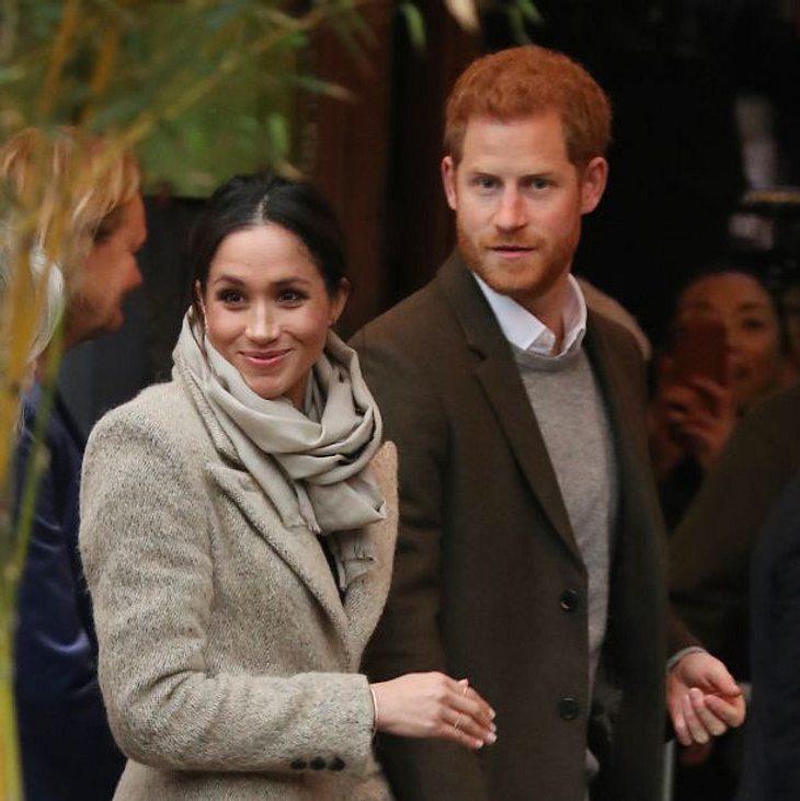 Prinz Harry Meghan Markle Ihre Hochzeit War Vorbestimmt Intouch