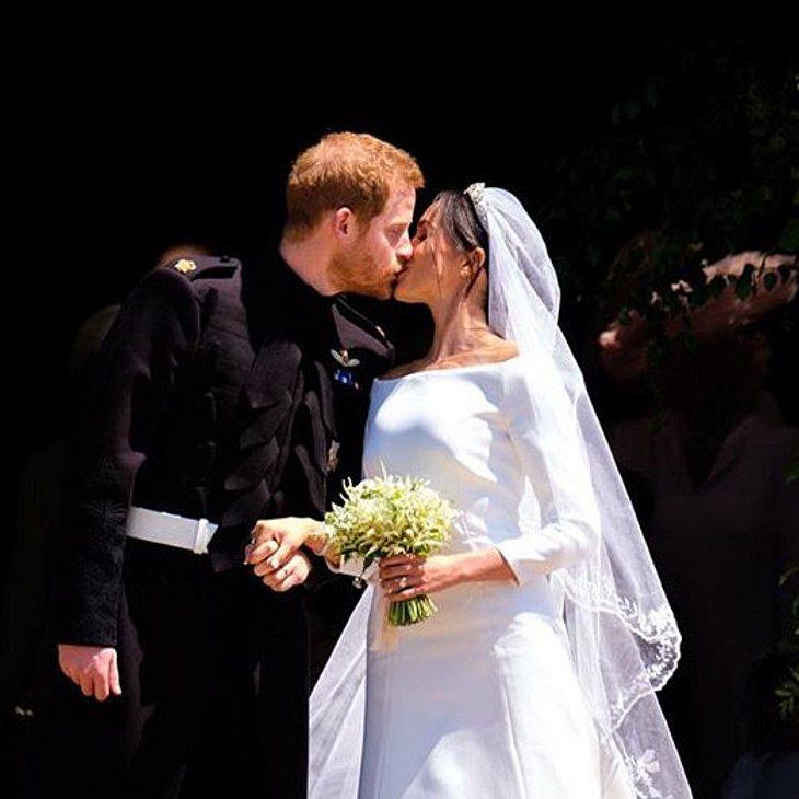 Details zum Hochzeitsempfang von Prinz Harry und Meghan Markle