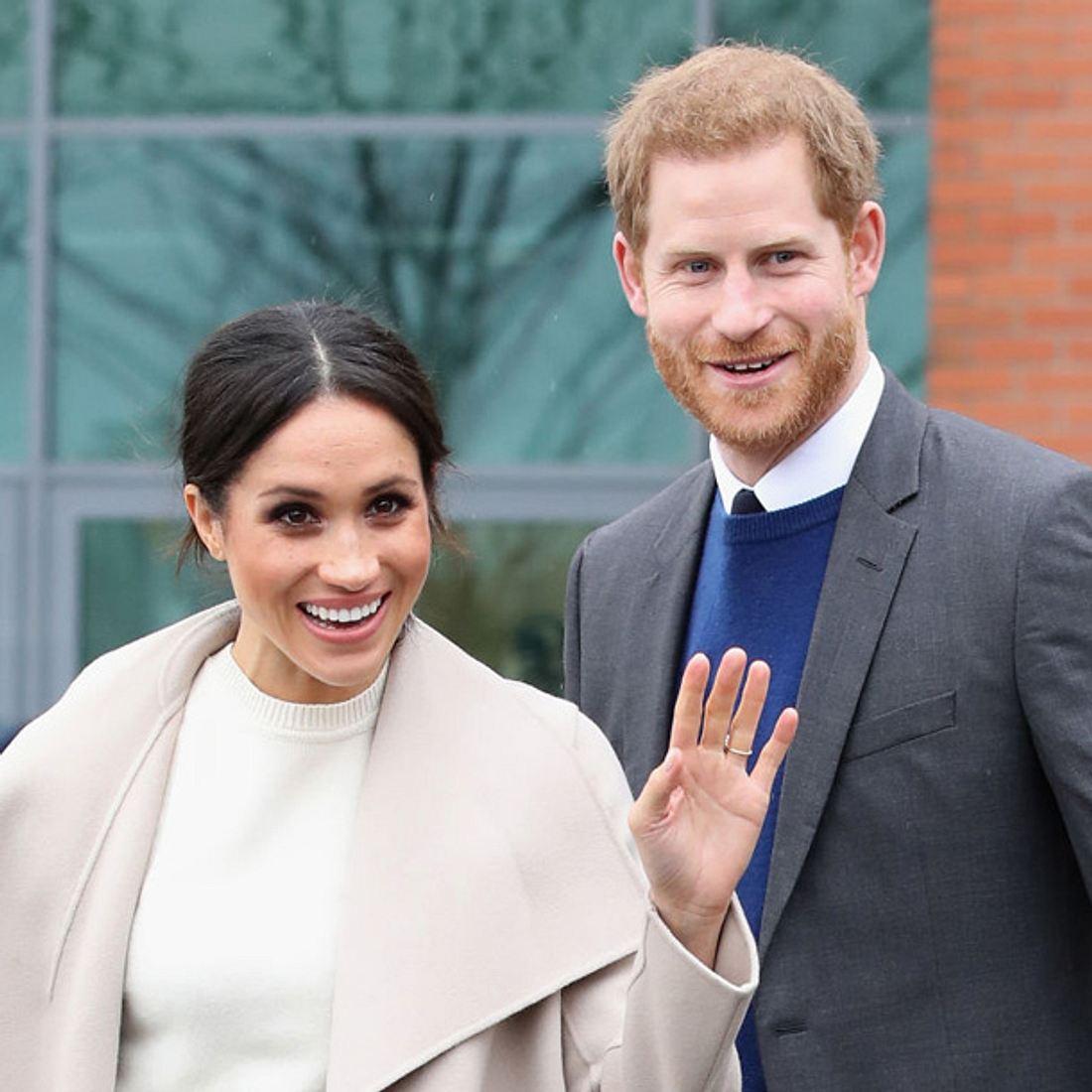 Werden auf der royalen Hochzeit auch deutsche Gäste anwesend sein?