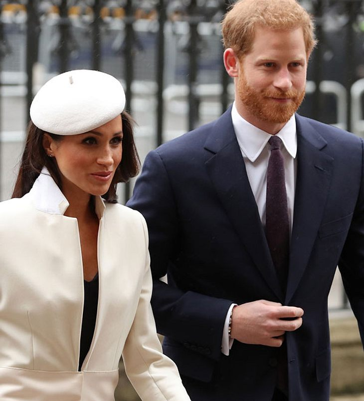 Prinz Harry und Meghan Markle: Flitterwochen-Geheimnis gelüftet!
