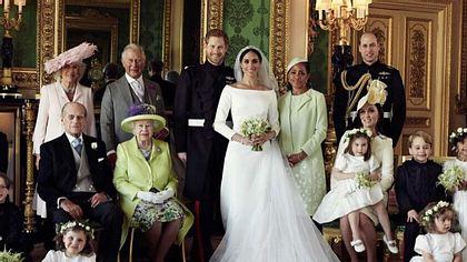 Das sind die offiziellen Hochzeitsfotos von Prinz Harry & Meghan Markle - Foto: Instagram/@kensingtonroyal