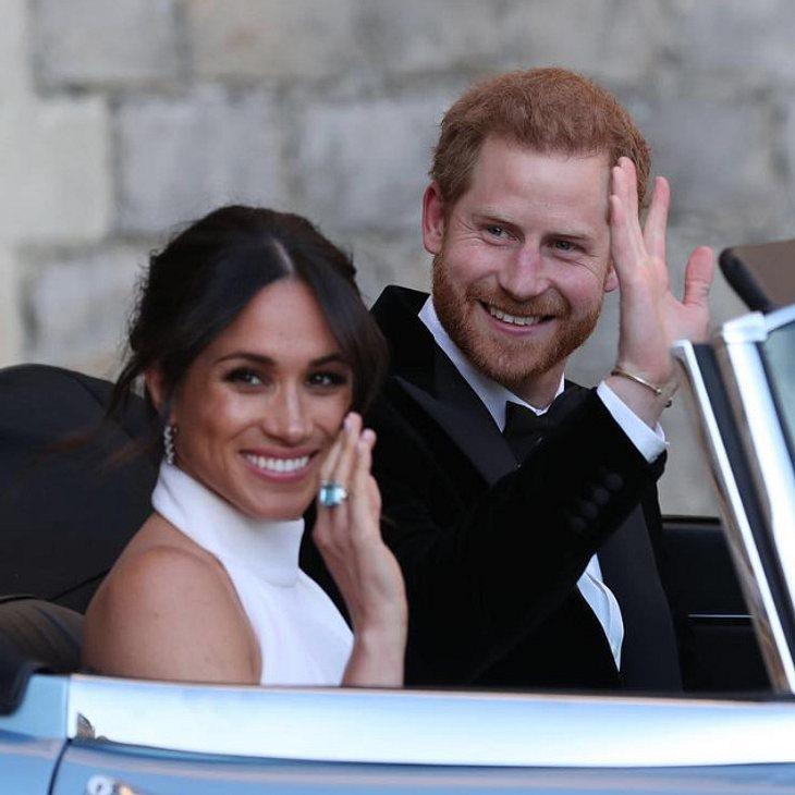 Rührende Geste von Prinz Harry für seine Meghan