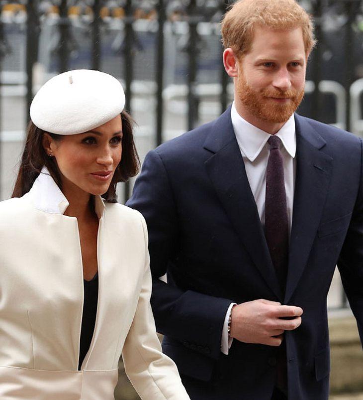 Prinz Harry und Meghan Markle: Beim Sex gefilmt!