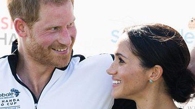Herzogin Meghan rutscht Prinz Harrys Spitzname raus