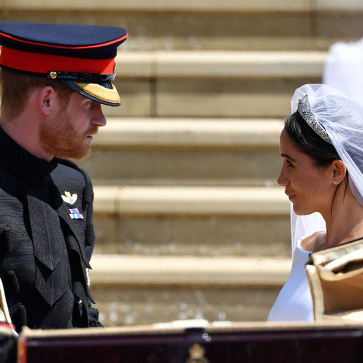 Tränen bei Prinz Harrys Hochzeit