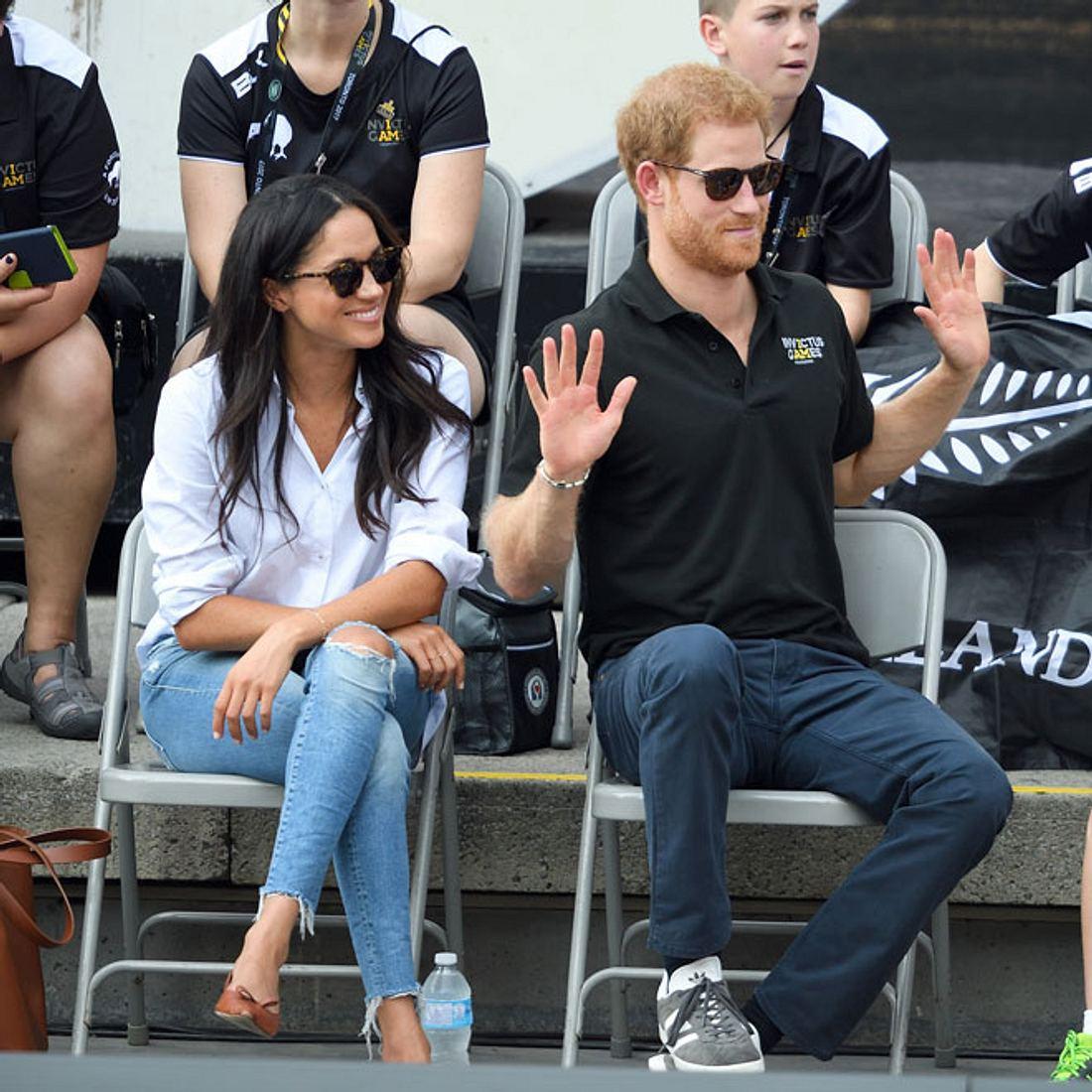 Prinz Harry: Er und Meghan Markle sind verwandt!