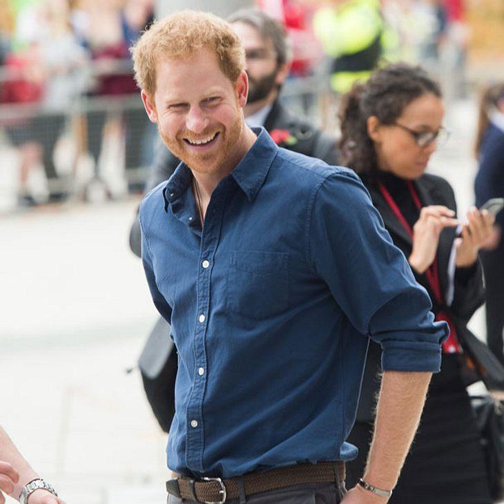 Sind Prinz Harry und Meghan Markle ein Paar?