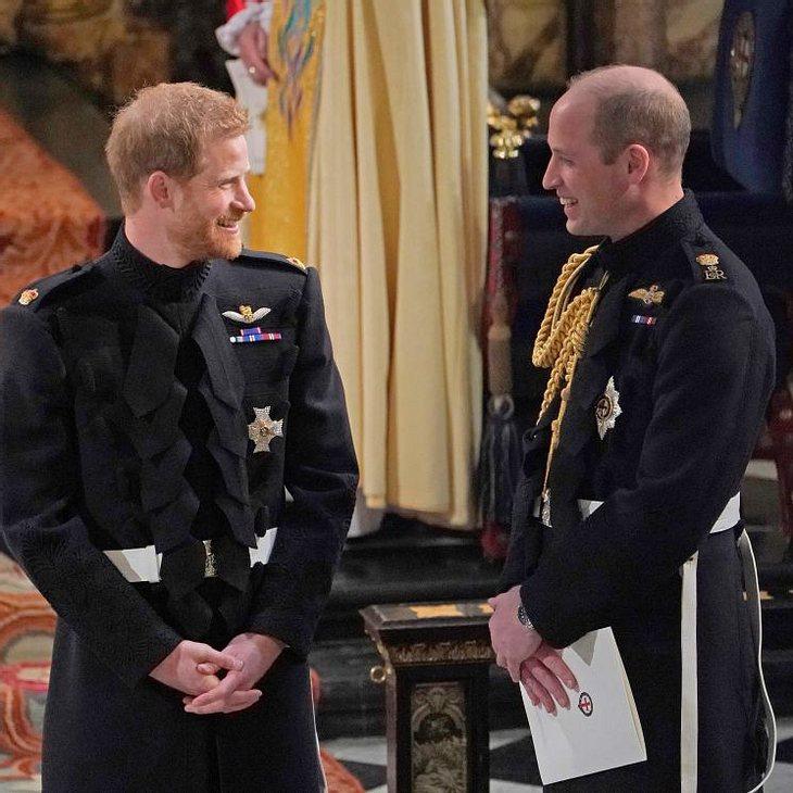 Prinz William hatte während der Hochzeit ein kleines Geheimnis