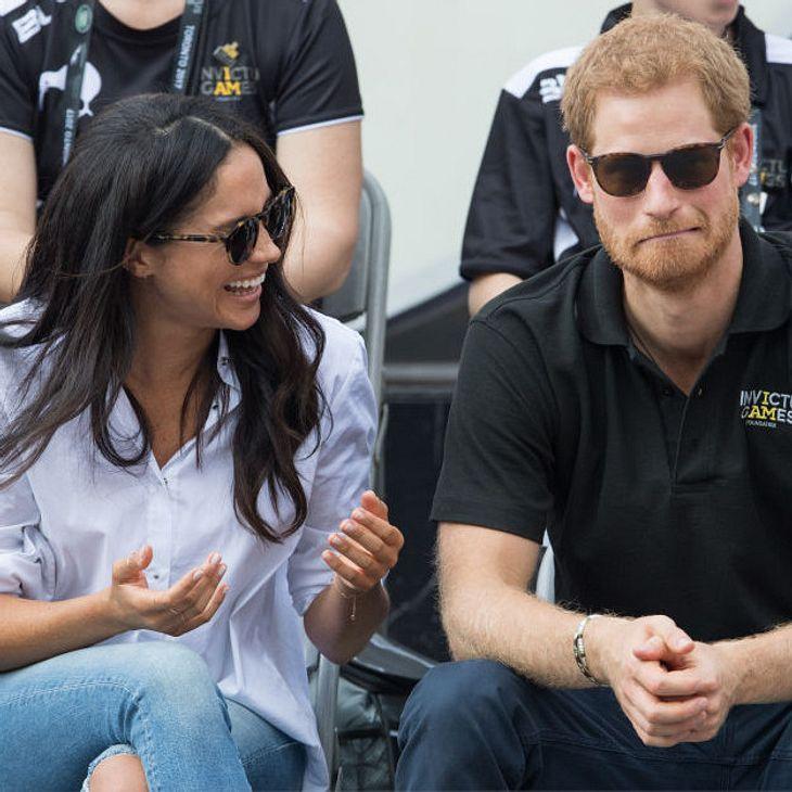 Prinz Harry fand Meghan Markle schon lange toll