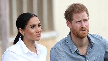 Herzogin Meghan und Prinz Harry - Foto: GettyImages