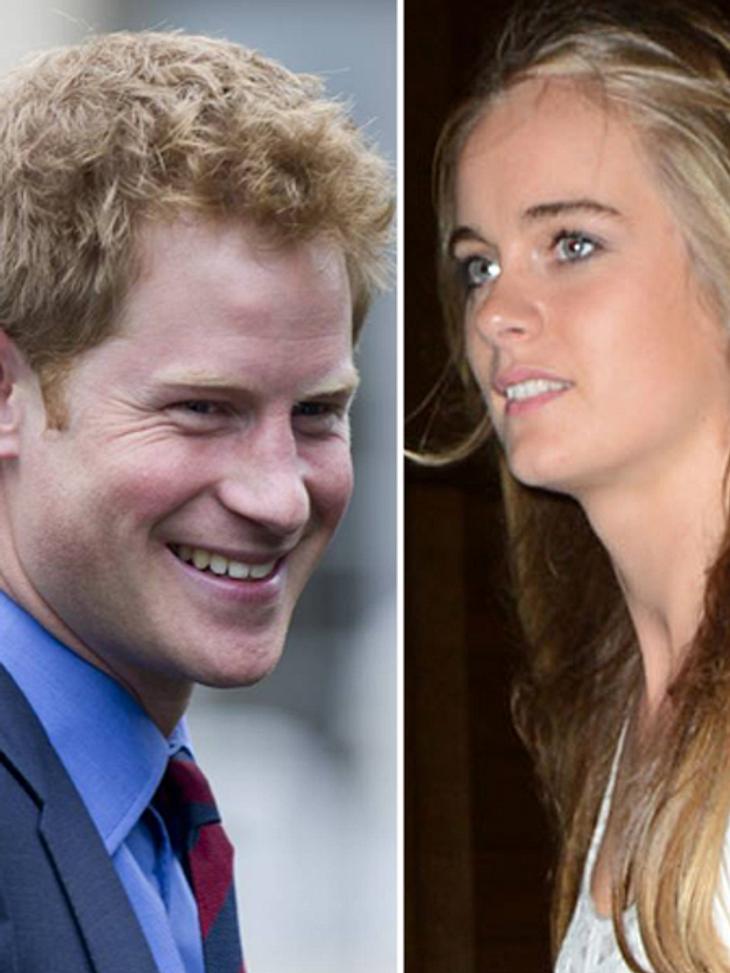 Es wird ernst zwischen Prinz Harry und Cressida Bonas: Die Verlobung läuft!