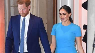 Prinz Harry und Herzogin Meghan - Foto: imago images / PA Images